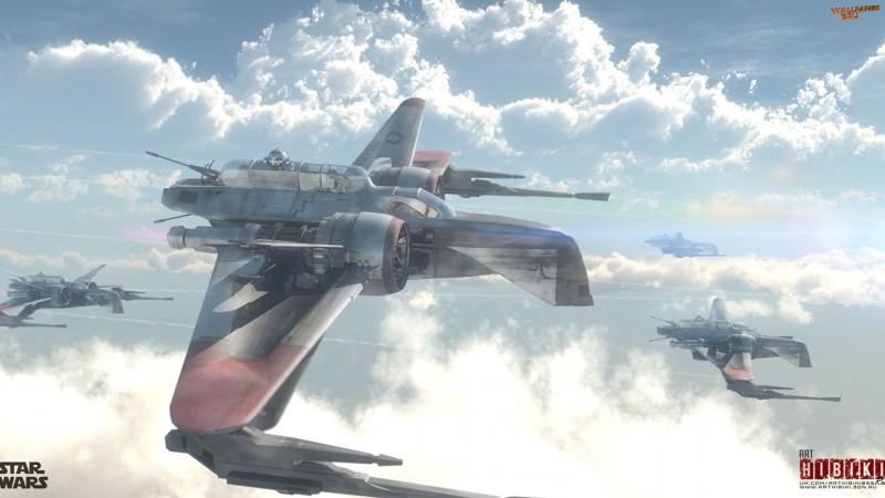 Star wars arc 170 full 1920x1080 HD